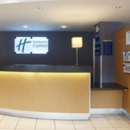 Hala Holiday Inn Express NOTTINGHAM CITY CENTRE Fotos