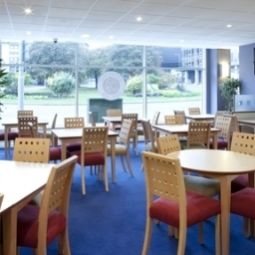 Restaurant Holiday Inn Express NOTTINGHAM CITY CENTRE Fotos