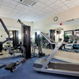 Wellness/Fitness Holiday Inn Hotel & Suites NEWPORT NEWS Fotos