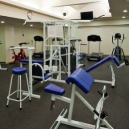 Wellness/fitness Holiday Inn CIUDAD DE MEXICO-TRADE CENTER Fotos