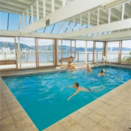 Pool Copthorne Hotel Oriental Bay Fotos