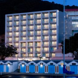 Exterior view Copthorne Hotel Oriental Bay Fotos