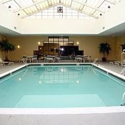 Pool La Quinta Inns & Suites Secaucus Meadowlands Fotos