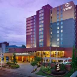 Auenansicht DoubleTree by Hilton Chattanooga Fotos