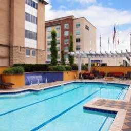Pool DoubleTree by Hilton Chattanooga Fotos