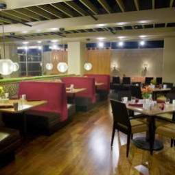 Restaurant DoubleTree by Hilton Chattanooga Fotos