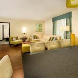 Suite DoubleTree by Hilton Chattanooga Fotos