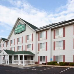 MN  Roseville Country Inn & Suites By Carlson Roseville 