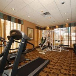 Sala spa/fitness Comfort Suites Downtown Fotos