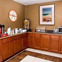 Vue extrieure Howard Johnson Inn Daytona Beach/Deland FL Fotos