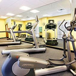 Fitness SpringHill Suites Oklahoma City Airport Fotos