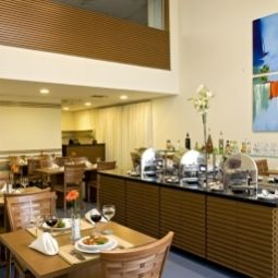 Restaurant Blue Tree Towers Santo Andre Fotos