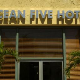Exterior view Ocean Five Hotel Fotos