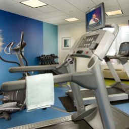 Sala spa/fitness SpringHill Suites Miami Airport South Fotos
