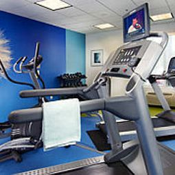 Sala fitness SpringHill Suites Miami Airport South Fotos