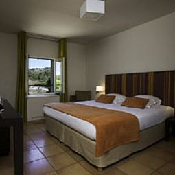 Suite junior Chateau L`Hospitalet Chateaux et Hotels Collection Fotos