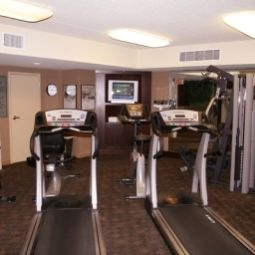 Wellness/Fitness Hampton Inn  Suites AlbanyDowntown Fotos