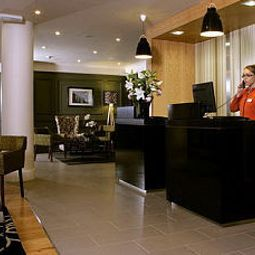 Reception Citadines Prestige South Kensington Fotos