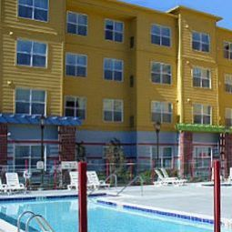 Pool Residence Inn Portland North Harbour Fotos
