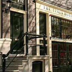 Vue extrieure The Times Hotel Amsterdam Fotos