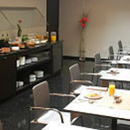 Buffet Eurostars Suites Reforma Fotos