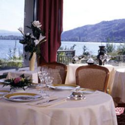 Restaurant Le Beau Rivage Chateaux et Hotels Collection Fotos