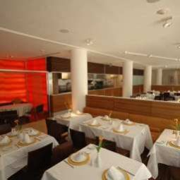 Restaurant Embassy Suites by Hilton Mexico City Reforma Fotos