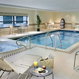 Pool Residence Inn Toronto Downtown/Entertainment District Fotos