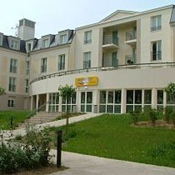 Appart City Poissy Residence Hoteliere Пуасси