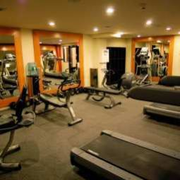 Wellness/Fitness Hilton Garden Inn New York/Tribeca Fotos
