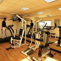 Remise en forme Savoy Suites Hotel Apartments Fotos