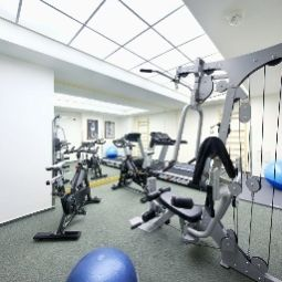 Fitness room Continental Fotos