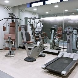 Wellness/Fitness Best Western Goldenmile Milan Fotos