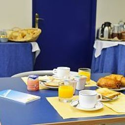 Breakfast room Appart City Bordeaux Centre Rsidence Htelire Fotos