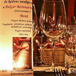 Ristorante Polgar Panzio Fotos