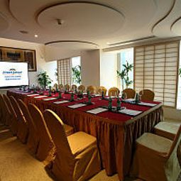 Sala de reuniones Howard Johnson Huaihai Hotel Shanghai Fotos