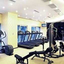 Area wellness Howard Johnson Huaihai Hotel Shanghai Fotos