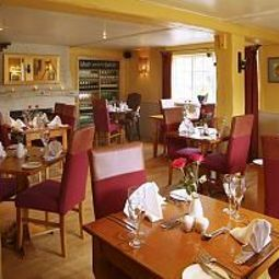 Breakfast room Mary Arden Inn Fotos