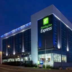 Auenansicht Holiday Inn Express HAMILTON Fotos