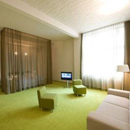 Suite Best Western Grand City Mitte Fotos