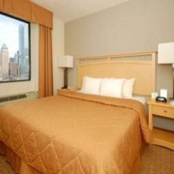 Habitacin Comfort Inn Times Square South Area Fotos