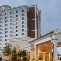 Widok zewntrzny DoubleTree by Hilton Greensboro Fotos
