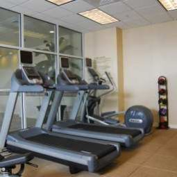 Wellness/fitness Hilton Garden Inn Hamilton Fotos