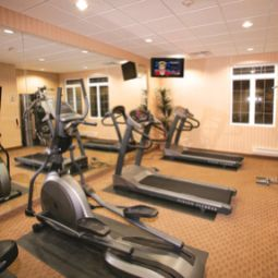 Wellness/Fitness Staybridge Suites TORONTO MISSISSAUGA Fotos