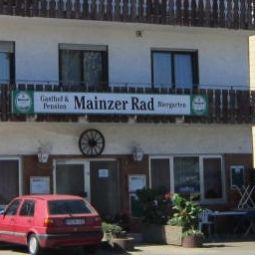 Mainzer Rad Pension Schwetzingen