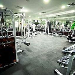 Fitness Best Western Doha Fotos