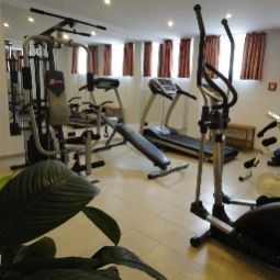 Fitness Grand Hotel Dream Main City Center Fotos