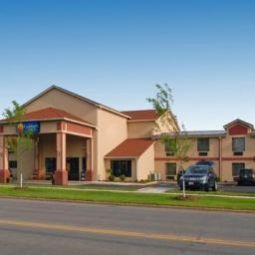 Comfort Inn Near Walden Galleria Mall Cheektowaga 