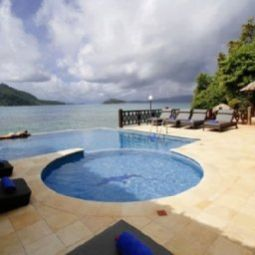 Area wellness Chalets Cote Mer Colibri Praslin Fotos