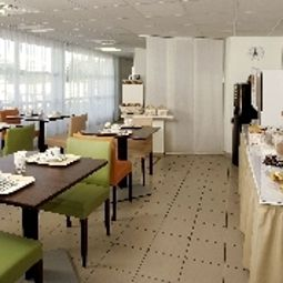 Breakfast room AppartCity Antibes Residence Hoteliere Fotos